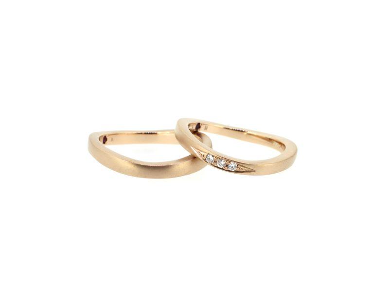 手作り結婚指輪オプション人気
