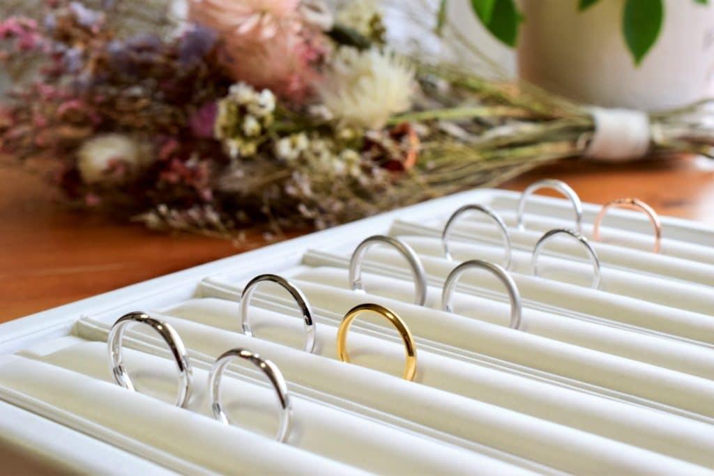 手作り結婚指輪デザインランキング
