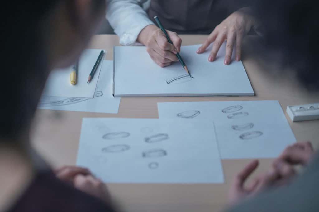 結婚指輪のデザイン