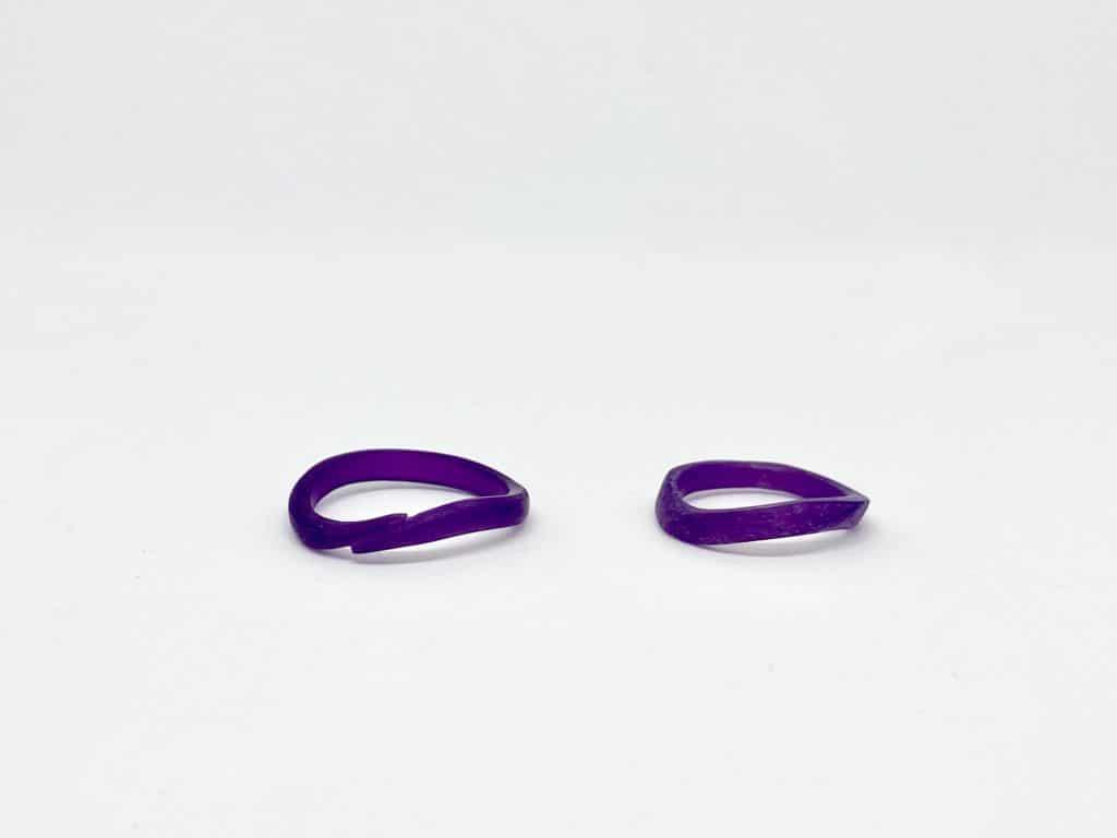 手作り結婚指輪 ワックス