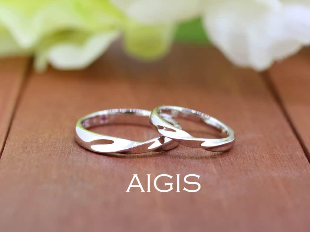 手作り結婚指輪_1